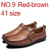 NO.9 Red-Brown 41