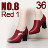 NO.8 RED 36