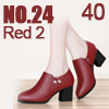 NO.24 RED2 40